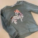 H&m tanjsi pulovercek vel 110/116, 3,5 eur