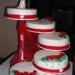 moja prva poročna torta s tičino maso