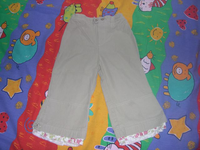 Poletne dolge hlače