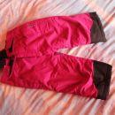 Smučarske hlače-skoraj nič nošene 86/92