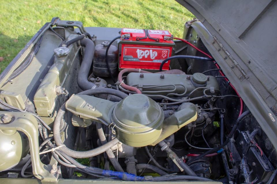 Ford gpw - foto povečava