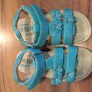 (kot novi) sandali modri št. 26 - 5€ s PTT