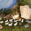 Razstava jaslic v Vipavskem križu - december 2011
