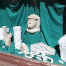 Razstava v vitrini bivše trgovine PEKO  v Ajdovščini - maj - avgust 2012