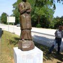 Metelkov spomenik v Škocjanu - odkritje 1.julija 2011