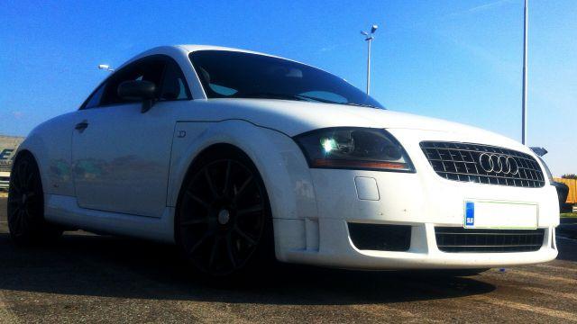 Audi TT 8n 1,8T ;) - foto