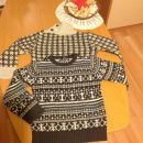 Hm puloverçka- kot nova