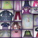Dodana oblačila za deklice 50/56 do 170/176