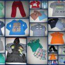Dodana oblačila za dečke 50/56 do 170/176