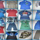 Dodana oblačila za dečke