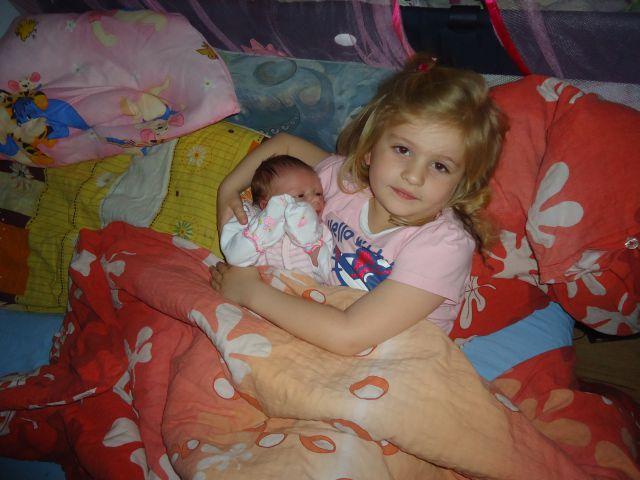 Nelly in Nuša - foto