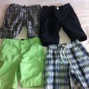 komplet kratkih hlač 2-3 leta