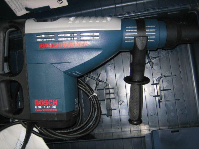 Bosch GBH 7-46DE  - CENA 620€