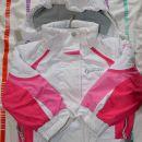 Deklice, smučarska jakna, velikost 80-92