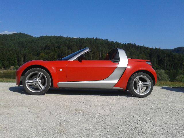 Smart Roadster - foto