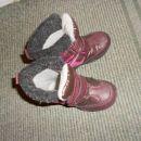 Zimski škornji s tex membrano št. 24