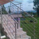 zunanja inox nerjavna balkonska poceni ograja več na www.poceniograje.si