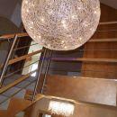 Notranja stopniščna inox ograja www.poceniOGRAJE.si