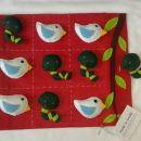 Didaktična igra ptički in črvički