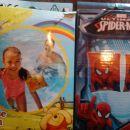 rokavčki pooh in spiderman