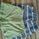 2x hlače 68..1,5€