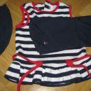 Komplet tunika+hlače+kapica....12m (novo)...8€