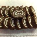 čokoladno smetanova roladica