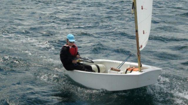 Črnuška prva regata - foto