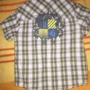 srajca s kratkimi rokavi