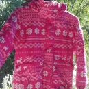 Etirel smucarska bunda za deklico 116 (6 let)