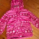 Etirel smucarska bunda za deklico 116