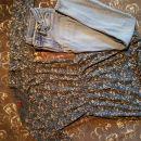 S.oliver tunika in H&M jeans legice 128