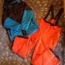 smučarska bunda 146-152 gratis hlače