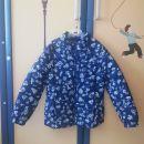 Zara prehodna jakna za deklico št. 134-140