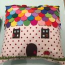 blazina pisana hiša