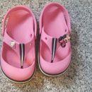 Dekliska poletna obutev