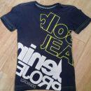 Fantovska majica !128 št. C&A  2 eur