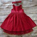 oblekica Next za deklico 80 (9/12)