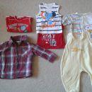 Komplet fantovskih oblačil št. 68