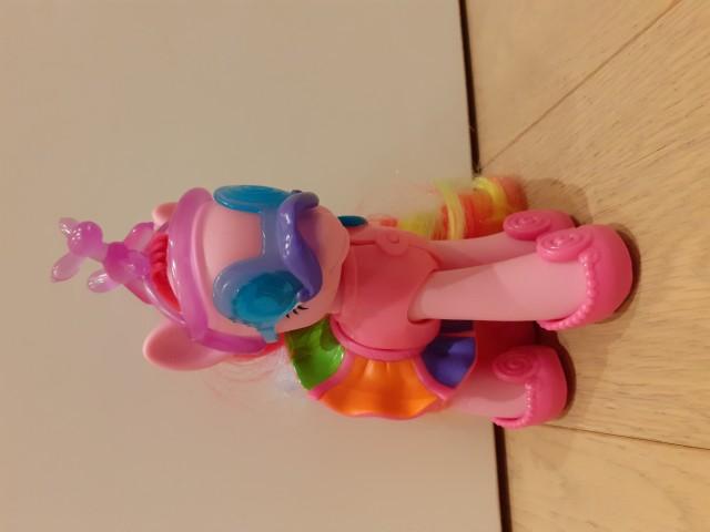 Pinky little pony - foto