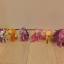 6 € - komplet little pony 3
