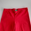 4 € - Benetton pajkice št. 160 2xl - rdeče