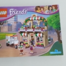 Lego friend- picerija v heartlaku