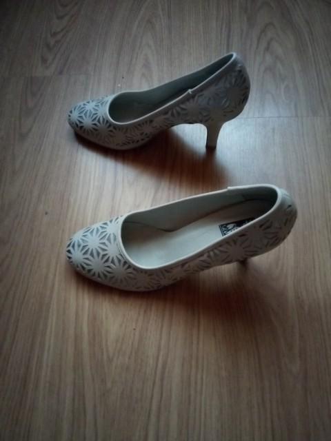 čevlji s peto št.41 - foto