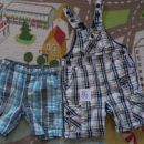 2x kratke hlače, št. 86, 5€+ptt