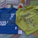 2x majica dolg rokav, št. 92, 5€+ptt