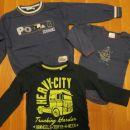 cel komplet št. 92, 6€+ptt, moder pulover ima manjši madež, glej naslednjo sliko