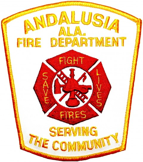 FIRE DEPARTMENT ANDALUSIA