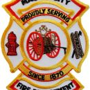 FIRE DEPARTMENT MASON CITY