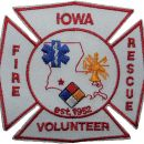 VOLUNTEER FIRE RESCUE IOWA